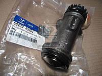 Цилиндр тормозной зад. прав. HYUNDAI/KIA HD65/72/78 (98-), COUNTY (98-) (производство Mobis) (арт. 5842045201), AGHZX