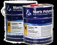 Полиуретановая водонепроницаемая мастика MARISEAL 600 чёрный 10 л
