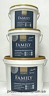Моющаяся абсолютно матовая краска Фэмэли (Family) 4,5л