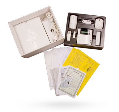 Комплект GSM сигнализации Jablotron JK-84