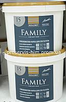 Краска для потолков Колорит Фэмэли (Kolorit Family) 9л