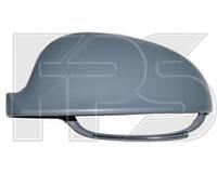 Крышка зеркала пластиковая лев. VW GOLF V HB 04-09, Фольксваген Гольф