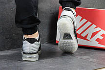 Мужские кроссовки NIKE AIR MAX 2017 черные с серым, фото 3