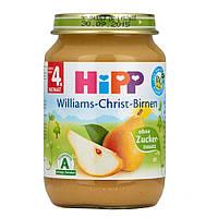 HiPP Пюре фруктовое Уильямс Христос груша 190 г,  с 4-го мес.