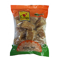 Тростниковый сахар кусковой Джаггери Кингс (Jaggery Cubes Kings) 500 гр