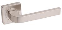 Дверная ручка Gamet Arco  кварцованый никель