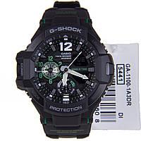 Часы Casio G-Shock GA-1100-1A3 Gravity Master B., фото 1