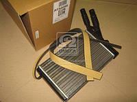 Радиатор отопителя RENAULT KANGOO ALL 97- (Ava) (арт. RTA6099), ADHZX