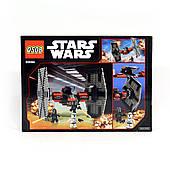 Конструктор для мальчиков Star Wars 394 деталей (88096)