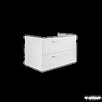 Шкафчик под умывальник Kolo LIFE! 80 см, белый глянец