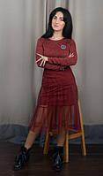 Оригинальное женское платье 44-50