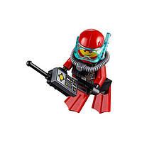 """Конструктор Lepin 02012 """"Корабль исследователей морских глубин""""  (6 минифигурок героев игры,различные декоративные детали)"""