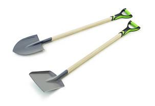 Садовые лопаты