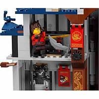 """Детский конструктор типа LEGO """"Храм Последнего великого оружия""""  Ninjago Movie Bela 10722"""
