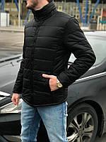 Мужская Зимняя куртка Черная