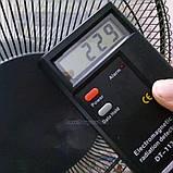 Дозиметр DT1130 цифровой ЖК-дисплей детектор электромагнитного излучения DT-1130, фото 3