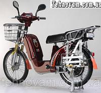 Электровелосипед Benlin BL-XCG-60