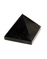 Пирамида из черного агата