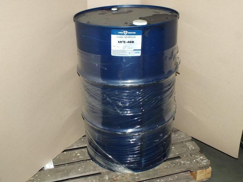 Гидравлическое масло МГЕ-46В (200 l)