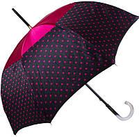 f6ed049c2c32 Элегантный женский механический зонт-трость CHANTAL THOMASS,  FRH-ELEGANTEH1-bordo, бордо