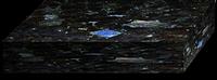 Головинский (Лабрадорит) гранит