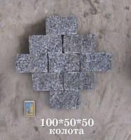 Продажа брусчатки из гранита в Житомире