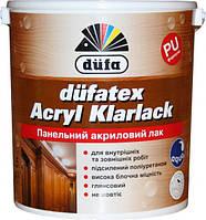 Панельный акриловый лак Dufatex Acryl Klarlack 2,5 л
