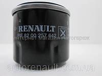 Фильтр маслянный на Рено Кенго (объем двиг. 1.2) - Renault (оригинал) 8200257642