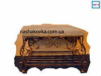 Кованые диванчки БТ2