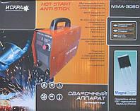 Сварочный инвертор Искра Mma-306d Код:563618513