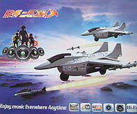 Плеер колонка в виде самолета истребителя  F-18 Код:580958628