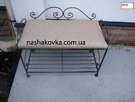 Кованые диванчики ДМ30