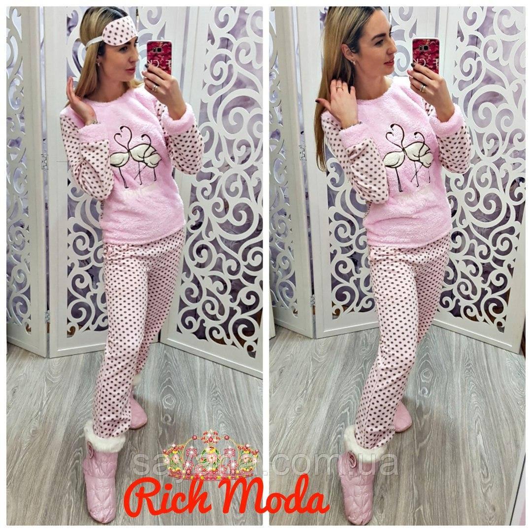 Женский домашний костюм - пижама