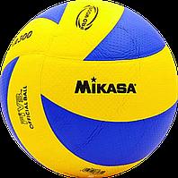 Мяч волейбольный Mikasa MVA-300, фото 1