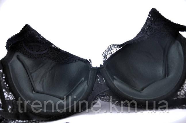 Комплект С Weiyesi № 8331 С Пуш-ап Чёрный, фото 2