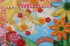 """Набор для вышивания бисером на холсте """"Веселый ручей"""", фото 2"""
