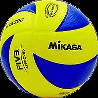 Мяч волейбольный Mikasa MVA300 OFFICIAL GAME BALL