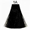 1A (иссиня-черный пепельный) Стойкая крем-краска для волос Matrix Socolor.beauty,90 ml