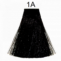1A (иссиня-черный пепельный) Стойкая крем-краска для волос Matrix Socolor.beauty,90 ml, фото 1