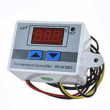 10А  220В  LED цифровой температуры контроллер Термостат переключатель управления, фото 4