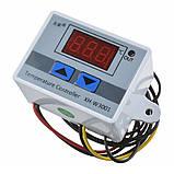 10А  220В  LED цифровой температуры контроллер Термостат переключатель управления, фото 5