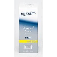 Мужские духи - HOT Man Twilight Natural Spray extra strong 10 мл