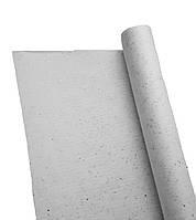 Крафт-бумага подарочная Белая с голографическими вкраплениями 10 м/рулон