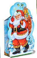 """Картонна новорічна упаковка """"Дід Мороз"""" заповненням до 500 м"""