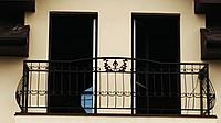 Балконное ограждение, фото 1