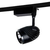 Трековый LED светильник VL-COB-3004L 30W черный