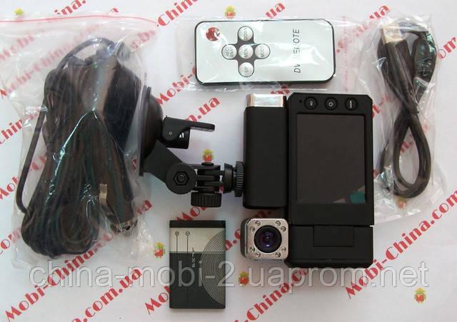 регистратор с 2 камерами х500