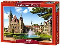 Пазл Мошненский замок на 1500 элементов Код:382-38111247