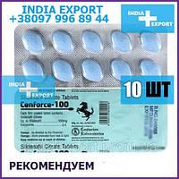 VIAGRA CENFORCE 100 мг   Sildenafil - таблетки для потенции и эрекции