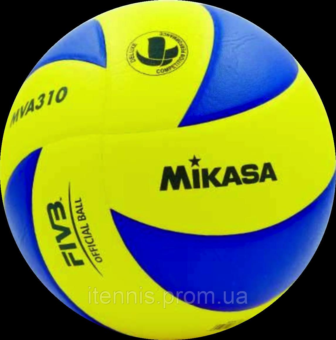 Мяч волейбольный Mikasa MVA310 OFFICIAL GAME BALL